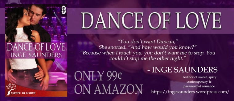 Dance of Love discount banner